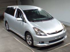 Toyota Wish. автомат, 4wd, 1.8, бензин, б/п, нет птс. Под заказ