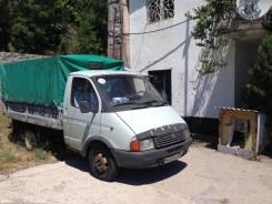 ГАЗ 330210. Продаётся , грузовой фургон, 2 445 куб. см., 1 500 кг.