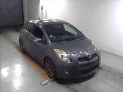 Toyota Vitz. автомат, передний, 1.5, бензин, б/п, нет птс. Под заказ
