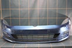Бампер передний - Volkswagen Golf 7 GTI