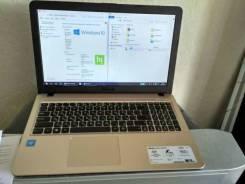 "Asus. 15.6"", диск 500 Гб, WiFi, Bluetooth, аккумулятор на 7 ч."