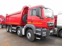 MAN TGS 41.400. Самосвал MAN 41.400 8x4 (Кузов 20 м3), 10 500 куб. см., 28 000 кг.