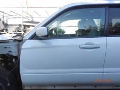 Дверь передняя левая на Subaru Forester SG5, Cross sport