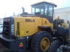 Sdlg LG933L. Фронтальный погрузчик SDLG LG 933L, 6 700 куб. см., 3 000 кг.