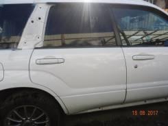 Дверь задняя правая на Subaru Forester SG5, Cross sport