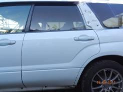 Дверь задняя левая на Subaru Forester SG5, Cross sport