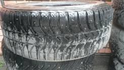 Bridgestone Ice Cruiser 5000. Зимние, шипованные, износ: 5%, 1 шт