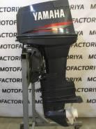 Yamaha. 80,00л.с., 2-тактный, бензиновый, нога X (635 мм), Год: 2000 год
