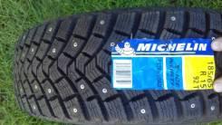 Michelin Latitude X-Ice North 2. Зимние, шипованные, 2012 год, без износа, 1 шт