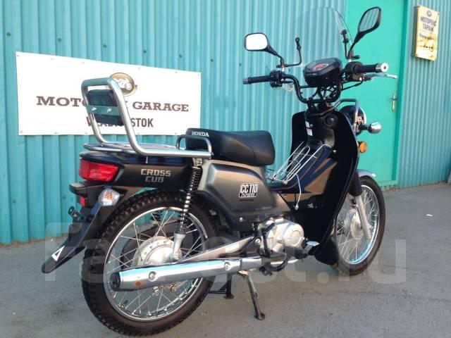 Honda Cross Cub. 110 куб. см., исправен, птс, без пробега
