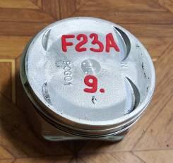 Поршень. Honda Shuttle Honda Accord, LA-CF6, LA-CF7 Honda Avancier Honda Odyssey Двигатели: F23A7, F23Z5, F23A, F23A3, F23A5, F23A6, F23A1, F23A2, F23...