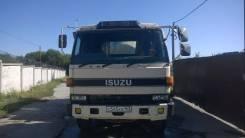 Isuzu Forward. Миксер Автобетоносмеситель, 6,00куб. м.