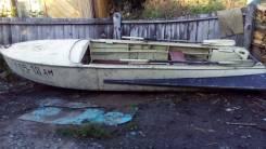 Казанка-М. Год: 1978 год, длина 420,00м., двигатель без двигателя, 25,00л.с., бензин