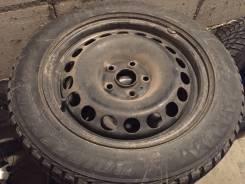 Колеса для passat b6 зимние. x16 5x112.00 ET-38