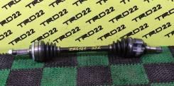 Привод. Toyota Corolla Verso, ZZE121 Toyota Corolla, ZZE120, ZZE121 Двигатели: 3ZZFE, 4ZZFE