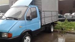 ГАЗ 330210. Газ Газель 330210, 2 400 куб. см., 1 500 кг.