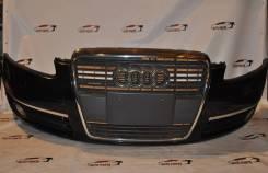 Бампер. Audi A6, 4F2/C6, 4F2 Audi S6, 4F2 Audi A6 allroad quattro, 4F5/C6, 4F5, C6 Audi A6 Avant Двигатели: BDX, BSG, BYK, BVG, BAT, BNA, BRE, ASB, BX...