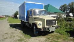 ГАЗ 3307. , 4 250 куб. см., 4 500 кг.