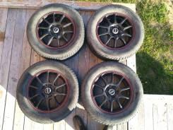 Комплект колес R15. 6.0x15 5x114.30 ET45 ЦО 67,1мм.