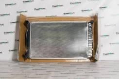 Радиатор охлаждения двигателя. Audi A4, B6 Audi A6