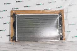 Радиатор охлаждения двигателя. Audi A6, 4F5/C6, 4F5, C6 Двигатель BLB