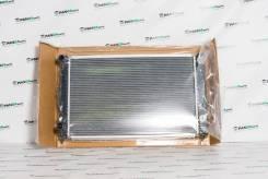 Радиатор охлаждения двигателя. Audi A4, B5 Audi A6, C5