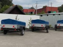 Сзап 846322 Титан. Продам прицеп для легкового автомобиля новый, 750 кг.