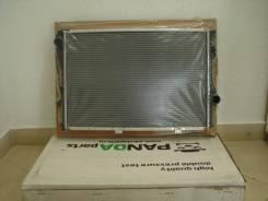 Радиатор охлаждения двигателя. BMW 7-Series, E38