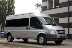 Ford Transit Shuttle Bus. Ford Transit BUS, 2 400 куб. см., 13 мест