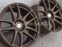 Work Emotion CR-KAI. 8.5x19, 5x112.00, 5x114.30, ET35, ЦО 73,1 мм.