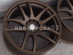 Work Emotion CR-KAI. 8.5/9.5x19, 5x112.00, 5x114.30, ET35/30, ЦО 73,1 мм.