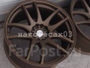 "Work Emotion CR-KAI. 8.5/9.5x19"", 5x112.00, 5x114.30, ET35/30, ЦО 73,1 мм."