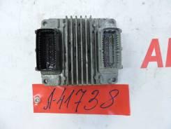 Блок управления двс Chevrolet Aveo (T200) 2003-2008г