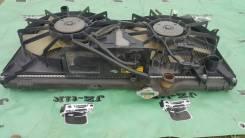 Радиатор охлаждения двигателя. Toyota Altezza, JCE15, JCE10, JCE15W, JCE10W Двигатель 2JZGE