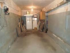 Боксы гаражные. улица Жигура 40, р-н Третья рабочая, 31,0кв.м., электричество. Вид изнутри