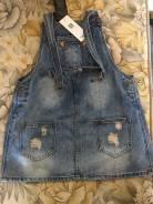 Сарафаны джинсовые. 48