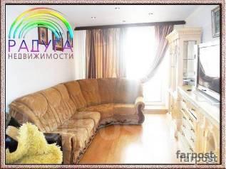 2-комнатная, улица Давыдова 42. Вторая речка, агентство, 56 кв.м. Комната