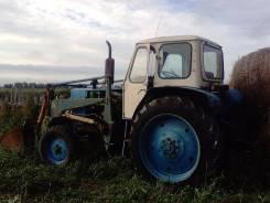 ЮМЗ 6АЛ. Трактор, 3 000 куб. см.