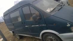 ГАЗ Соболь. Газ 2752 Соболь, грузопассажирский., 2 400 куб. см., 7 мест