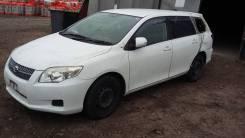 Toyota Corolla Fielder. NZE141, 1NZFE