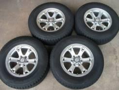Комплект колес Land Cruiser Prado 265 / 65 R 17. 7.5x17 6x139.70 ET25 ЦО 108,0мм.