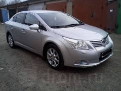 Toyota Avensis. T270