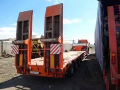 Спецприцеп 9942L3. Полуприцеп 9942L3 с осями Granning, 42 000 кг.