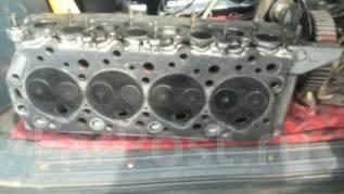 Головка блока цилиндров. Mitsubishi: L200, Pajero, Challenger, Delica, Pajero Sport, Strada Двигатель 4D56