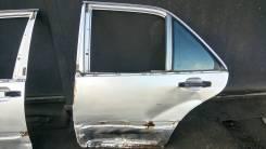Форточка двери. Mercedes-Benz S-Class, W140