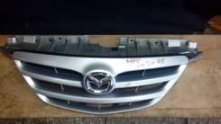 Решетка радиатора. Mazda MPV, LWEW, LW5W, LW3W, LWFW