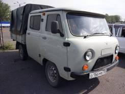 УАЗ 39094 Фермер. Продается грузовик УАЗ Фермер, 2 700 куб. см., 1 000 кг.