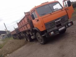 Камаз 53212. Колхозник, 2 000 куб. см., 25 000 кг.