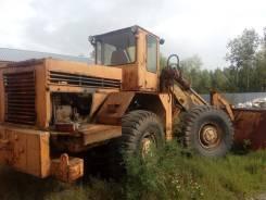 Stalowa Wola L34. Фронтальный погрузчик стальная воля