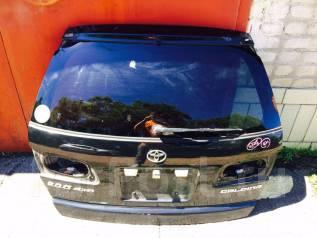 Дверь багажника. Toyota Caldina, ST215G, ST215